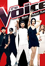 The Blind Auditions, Part 1 Poster