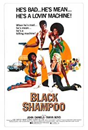 Black Shampoo (1976) Poster - Movie Forum, Cast, Reviews