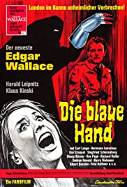 Creature with the Blue Hand (1967) Poster - Movie Forum, Cast, Reviews