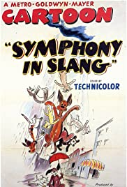 Symphony in Slang (1951) Poster - Movie Forum, Cast, Reviews