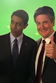 Obama-Romney Rap Battle Poster