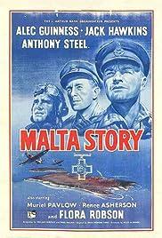 Malta Story(1953) Poster - Movie Forum, Cast, Reviews