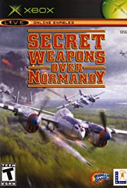 Secret Weapons Over Normandy Poster