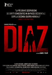 Diaz - Don't Clean Up This Blood (2012) poster