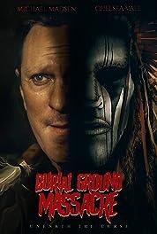 Burial Ground Massacre (2021) poster