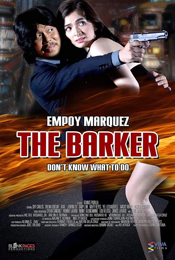 The Barker (2017) HDRip