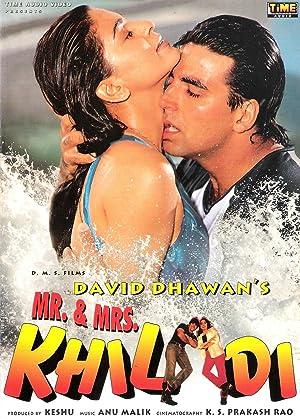 Mr. & Mrs. Khiladi watch online