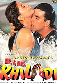 Mr. & Mrs Khiladi 1997 Hindi Untouched WEB-DL 1.6GB MP4