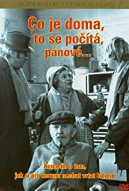 Co je doma, to se pocítá, pánové... (1980) Poster - Movie Forum, Cast, Reviews