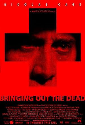 Poster Bringing Out the Dead - Nächte der Erinnerung