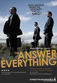 The Answer to Everything Poster