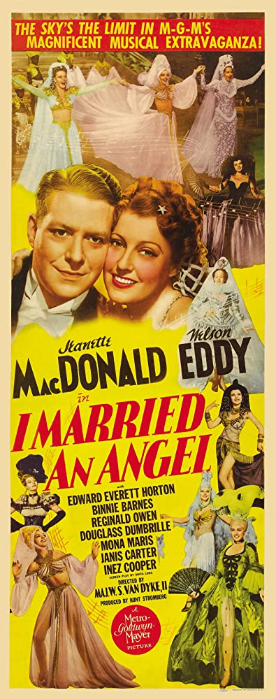 Image result for I Married an Angel 1942