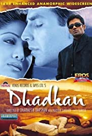 Dhadkan (2000) Poster - Movie Forum, Cast, Reviews