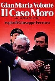 Il caso Moro Poster
