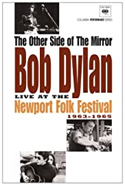 The Other Side of the Mirror: Bob Dylan at the Newport Folk Festival Poster