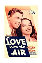 Love Is on the Air (1937) Poster