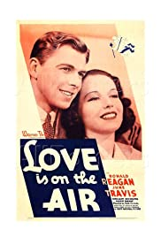 Love Is on the Air (1937) Poster - Movie Forum, Cast, Reviews