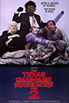 The Texas Chainsaw Massacre 2 (1986) Poster