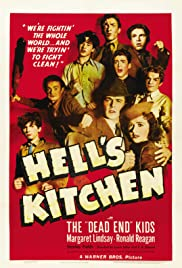 Hell's Kitchen (1939) Poster - Movie Forum, Cast, Reviews
