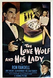 The Lone Wolf and His Lady Poster