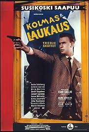 Kolmas laukaus Poster