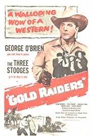 Gold Raiders Poster