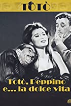 Image of Totò, Peppino e... la dolce vita