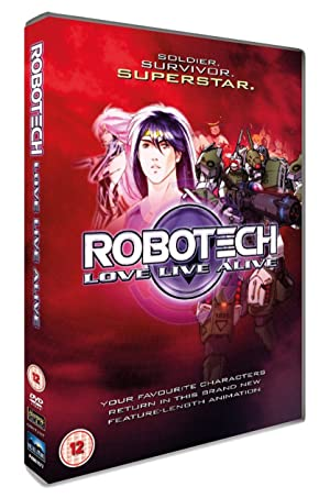 Robotech: Love Live Alive (2013)