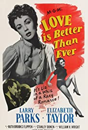 Love Is Better Than Ever Poster