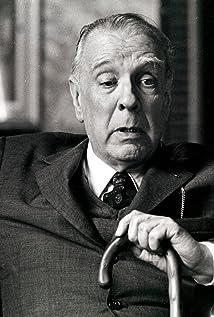 Jorge Luis Borges Picture