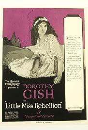 Little Miss Rebellion Poster