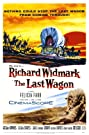The Last Wagon (1956) Poster