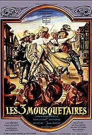 Les 3 Mousquetaires Poster