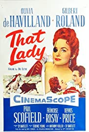 That Lady Poster
