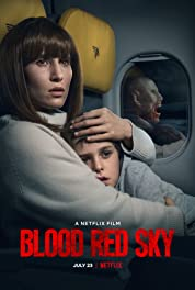 Blood Red Sky (2021) poster