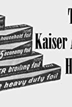 Image of The Kaiser Aluminum Hour