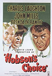 Hobson's Choice (1954) Poster - Movie Forum, Cast, Reviews