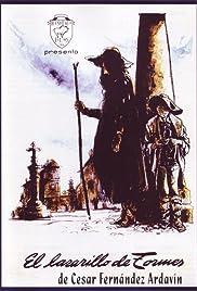 El Lazarillo de Tormes Poster