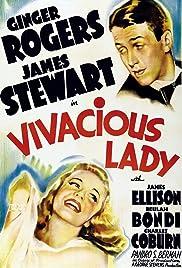Vivacious Lady(1938) Poster - Movie Forum, Cast, Reviews