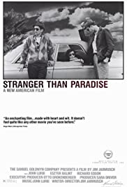 Stranger Than Paradise (1984) Poster - Movie Forum, Cast, Reviews