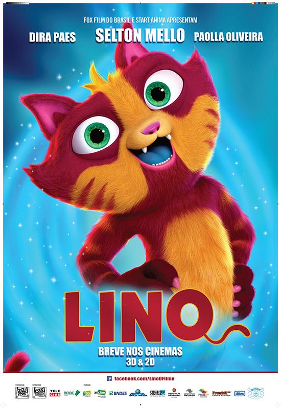 ლინო: შვიდი ცხოვრების თავგადასავალი / Lino: Uma Aventura de Sete Vidas