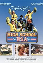 High School U.S.A.(1983) Poster - Movie Forum, Cast, Reviews