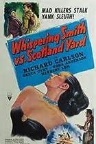 Image of Whispering Smith Investigates