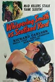 Whispering Smith Investigates Poster