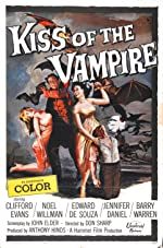 The Kiss of the Vampire(1963)