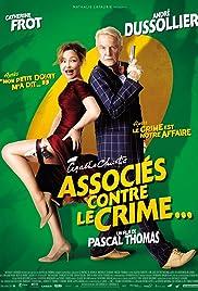 Associés contre le crime: L'oeuf d'Ambroise Poster