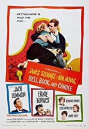 Bell, Book and Candle poster