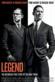 Legend [BRRip] [Latino] [1 Link] [MEGA]