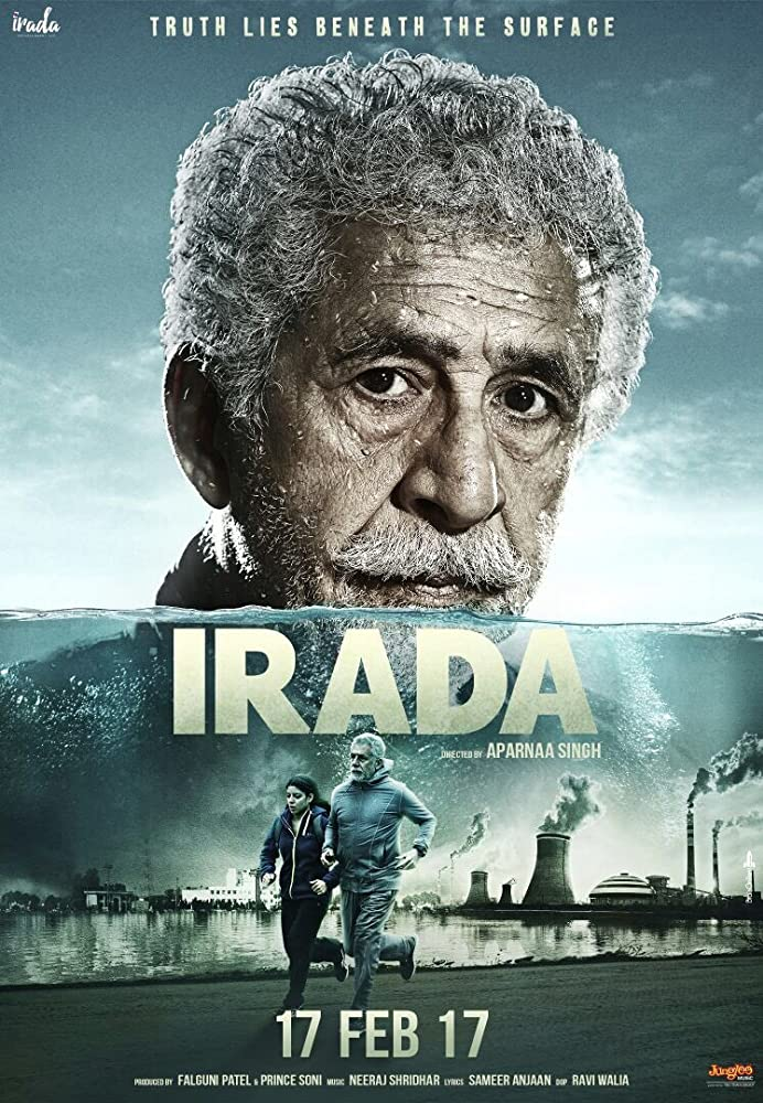 Irada 2017 Hindi 720p HEVC DVDRip x265 600MB