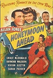Honeymoon Ahead Poster